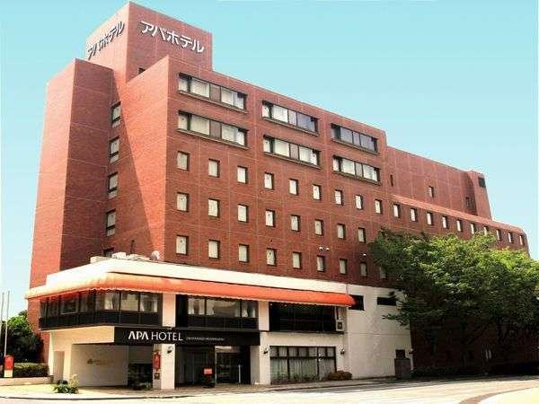 写真:アパホテル〈岡山駅東口〉(後楽園口)