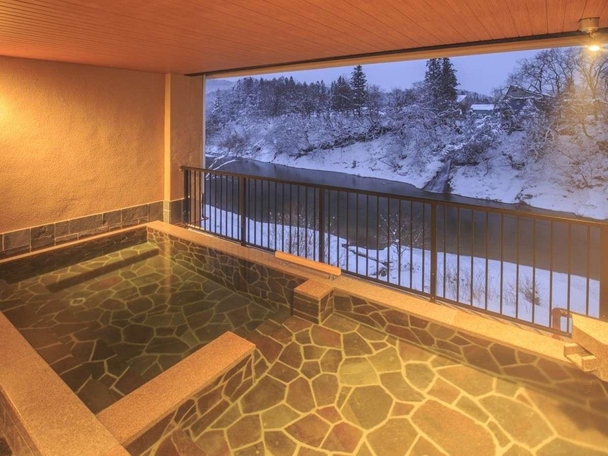 写真:湯田温泉峡 湯本温泉 ホテル対滝閣