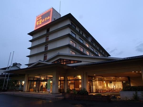 写真:石和常磐ホテル