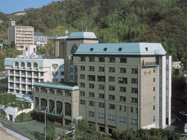 道後温泉 ホテル椿舘(つばきかん)