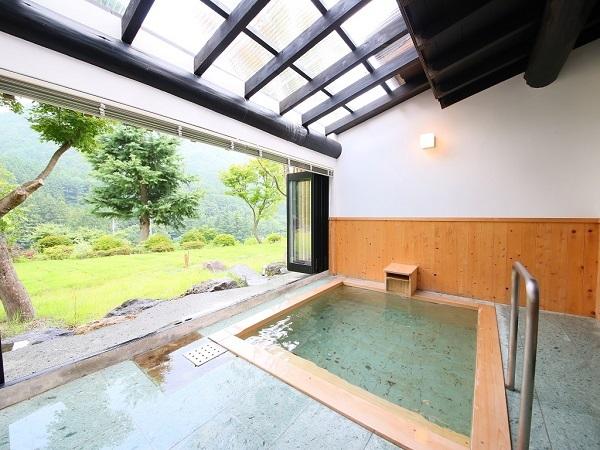 川場温泉 清流の里 錦綉山荘(きんしゅうさんそう)