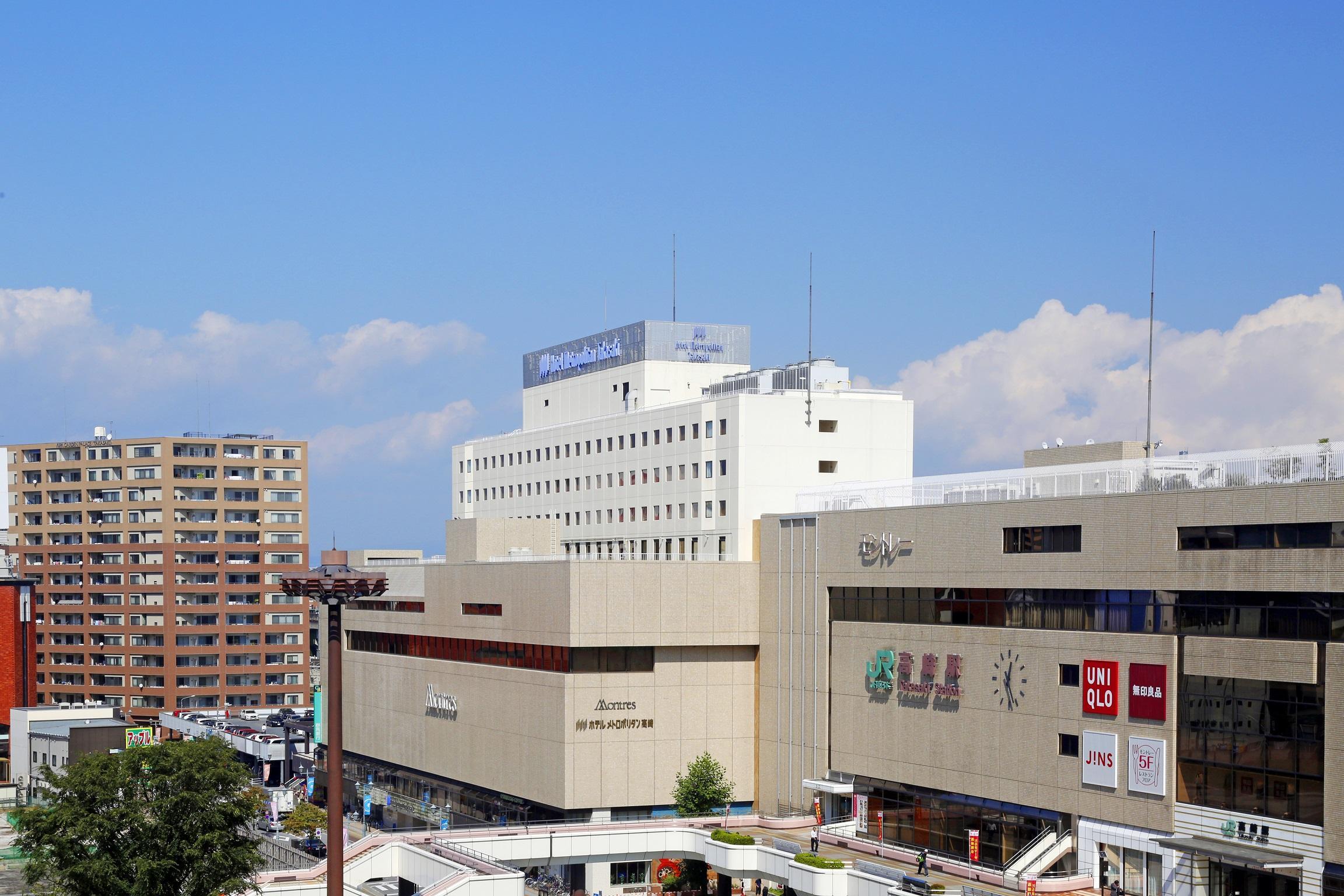 ホテルメトロポリタン 高崎